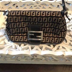 Used FENDI mini purse